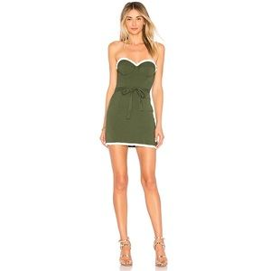 Lovers + Friends x REVOLVE Anya Dress in Olive